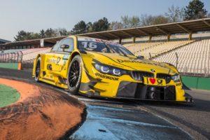 BMW M4 DTM 2017 Timo Glock