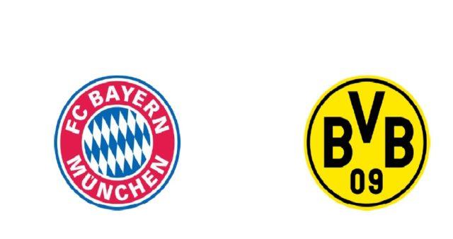 DFB Pokal Halbfinale Bayern BVB