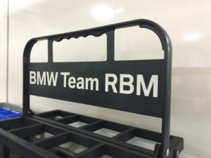 DTM BMW Team RBM
