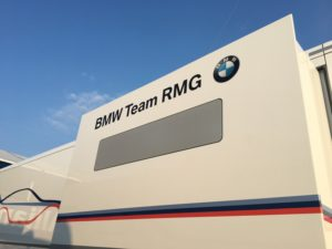DTM BMW Team RMG