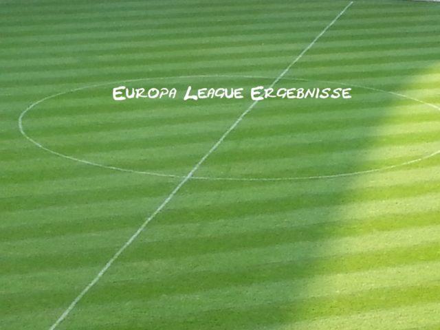 fußball europaliga ergebnisse