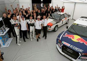 FIA-Rallycross-WM 2017, Montalegre Team EKS