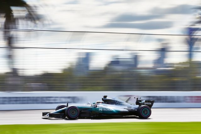 Formel 1 - Mercedes-AMG Petronas Motorsport