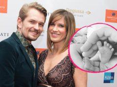 Isabell Horn bringt Tochter zur Welt!