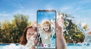 LG-G6 Schutzklasse IP68