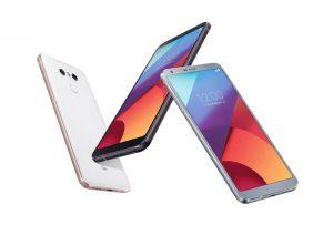 LG-G6 Smartphone