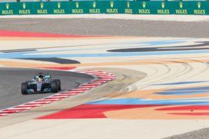 GP Bahrain Lewis Hamilton holt Platz 2