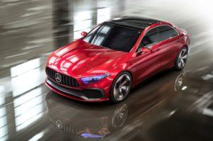 Mercedes Concept A Sedan