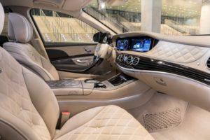 Mercedes-Benz S-Klasse Innenraum