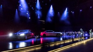Mercedes-Benz S-Klasse Weltpremiere