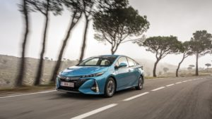 Neuer Toyota Prius Hybrid Plug-in
