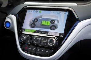 Opel-Ampera-e alles im Blick mit dem  e infotainment