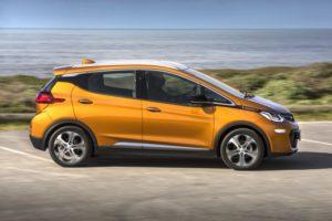 Opel-Ampera-e bis zu 520 Kilometer Reichweite