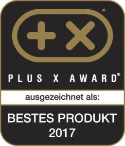 Plus X Award 2017  Volvo XC60 bestes Produkt 2017