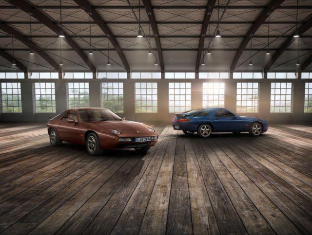 Porsche auf der Techno Classica