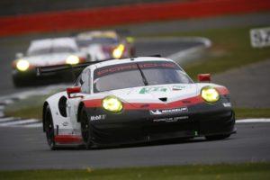 Porsche 911 RSR (91), Porsche GT Team Richard Lietz, Frederic Makowiecki