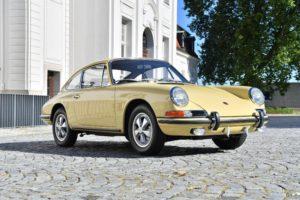 Porsche 911 S Bj. 1966 Restaurierung  2016