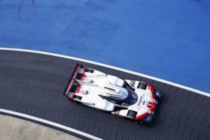 Porsche 919 Hybrid, Porsche LMP Team WEC Qualifying Silverstone