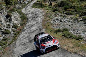 FIA RALLY 2017 Rallye der 10.000 Kurven