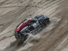 Qatar Cross Country Rally 2017