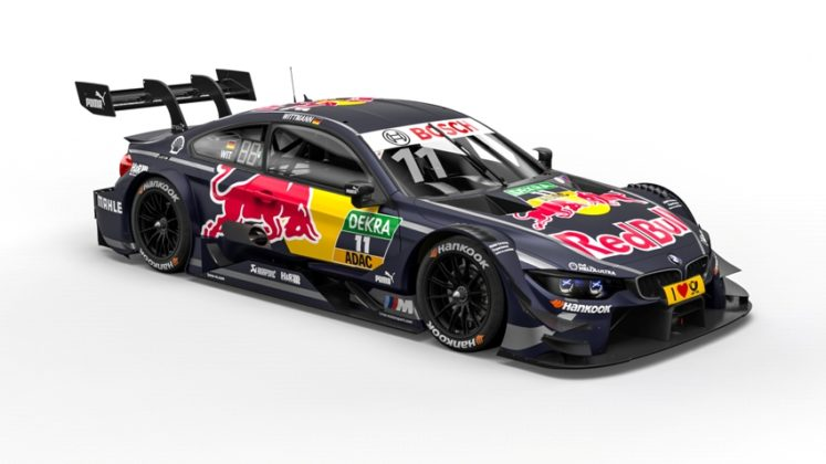 Red Bull BMW M4 DTM