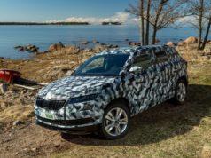 SKODA KAROQ neues Kompakt SUV