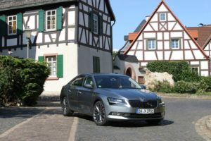 Skoda Superb III 3.Modellgeneration des Superb