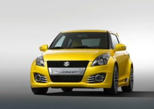 Suzuki Swift Concept S
