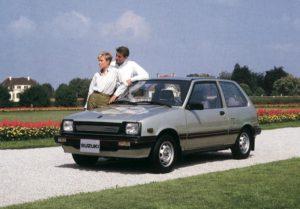 Suzuki Swift aus dem Jahr 1984