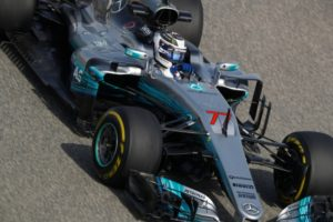 Valtteri Bottas GP Bahrain Platz 3
