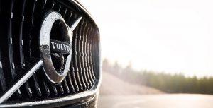 Unverwechselbar das Volvo Grill