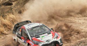 Rallye WM Toyota Yaris WRC