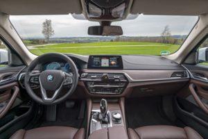 BMW 530e iPerformance Innenraum
