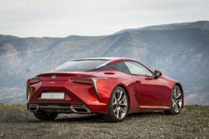 Der neue Lexus LC