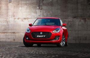 Neuer Suzuki Swift Modell 2017