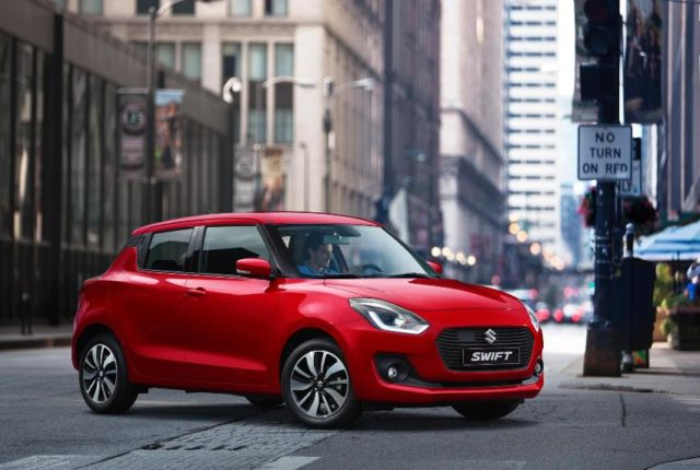 Suzuki Swift Modell 2017