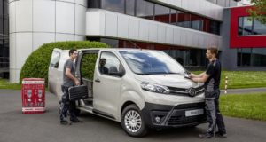 Toyota Proace ist KEP-Transporter des Jahres 2017