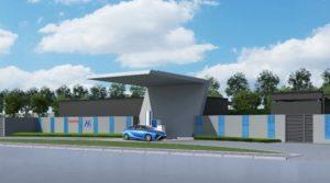 Erste Wasserstoff-Tankstelle in China