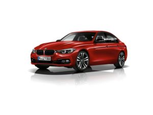 BMW 3er Edition M Sport Shadow