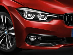 BMW 3er Editionsmodell 2017 serienmäßig mit LED Scheinwerfer