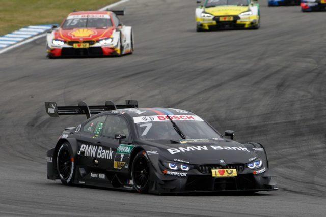 DTM 2017 BMW M4 DTM Bruno Spengler