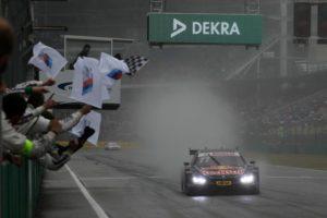DTM 2017 Hockenheim 2. Lauf Marco Wittmann (GER) Red Bull BMW M4 DTM