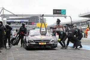 DTM  2017 Hockenheim Mercedes-AMG Motorsport DTM Team, DTM, Robert Wickens, Mercedes-AMG C 63 DTM Mercedes Me
