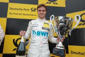 DTM 2017 Lucas Auer Mercedes-AMG Motorsport DTM Team gewinnt ersten Lauf der DTM Saison 17 in Hockenheim