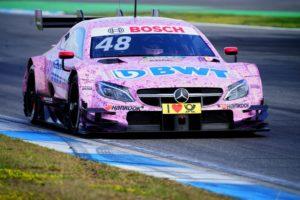 DTM 2017  Mercedes AMG C63 DTM BWT Edoardo Mortara