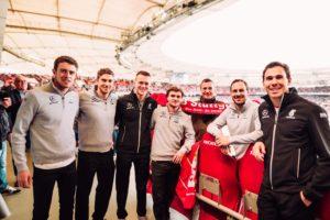 Mercedes-AMG Motorsport DTM Team, VfB Stuttgart, Gary Paffett, Edoardo Mortara, Robert Wickens, Paul Di Resta, Maximilian Günther, Lucas Auer