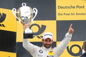 DTM 2017 Timo Glock Rennen 1 Hockenheim Platz 2