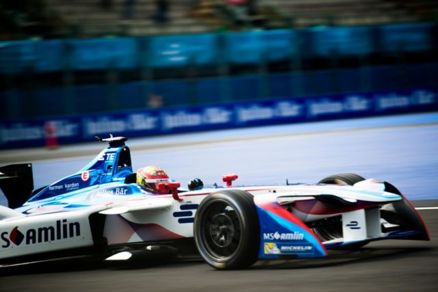 ATEC-002 Rennwagen Formel e