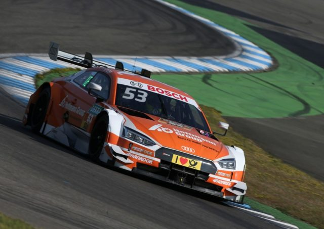 Hoffmann Group Audi RS 5 DTM #53 (Audi Sport Team Rosberg), Jamie Green