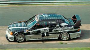 DTM Mercedes-AMG 190E 2.5-16 Evolution II Klaus Ludwig gewinnt die DTM 1992 im 190E Evo2